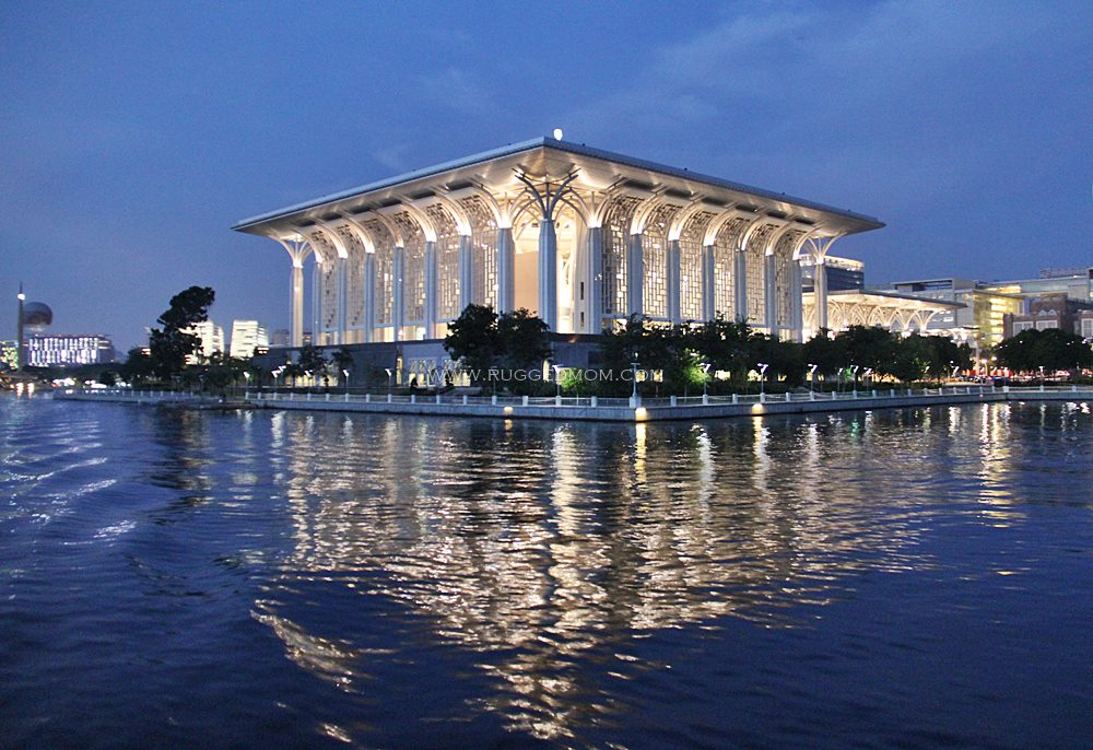 Putrajaya di 2018 menarik tempat Pusat Konvensyen