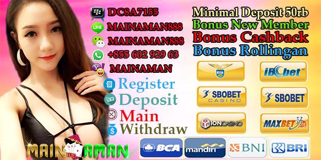 Ciri – Ciri Agen Judi Casino Online Terpercaya