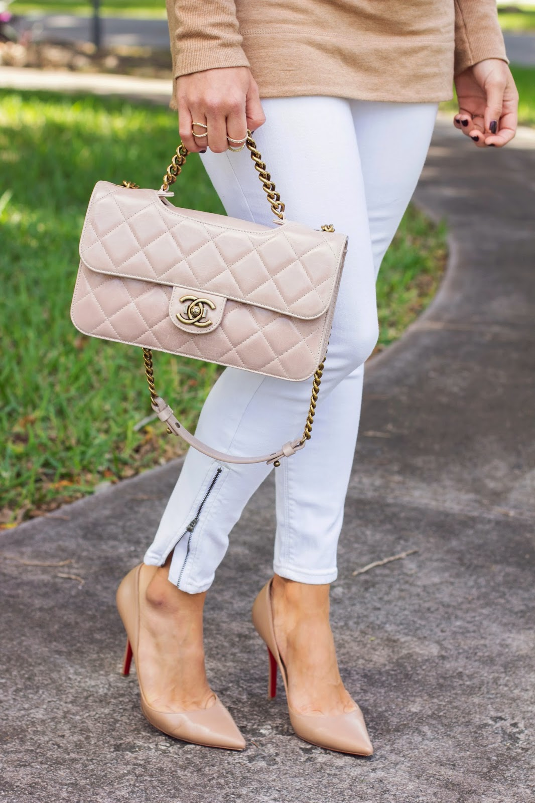 fc01fd7d4d6 Miami Winter/White Jeans - Kelly Saks