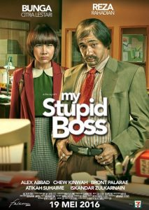 Download Film My Stupid Boss 2016 Bluray Indonesia Movie