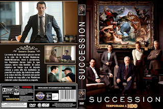 [SERIE DE TV] SUCCESSION - LA SUCESIÓN - TEMPORADA 1 - 2018