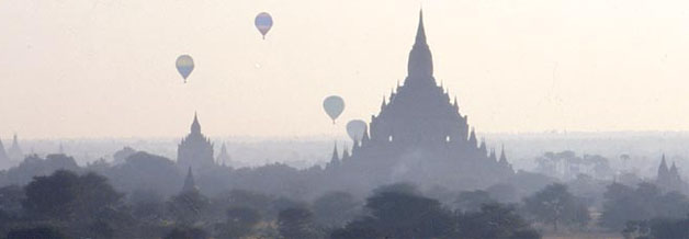 Photos of Bagan