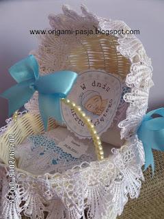 poduszka, kołderka, dla dziecka, na chrzest, na narodziny, na ślub, oczepiny,