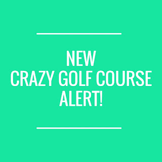 The BCK YRD GOLF indoor Crazy Golf course is opening in Chelmsford this May