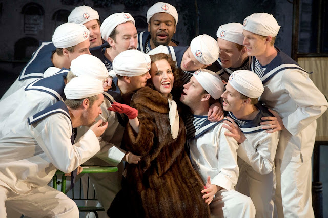 Rossini: Il Turco in Italia at Garsington Opera in 2011 (Photo Mike Hoban)