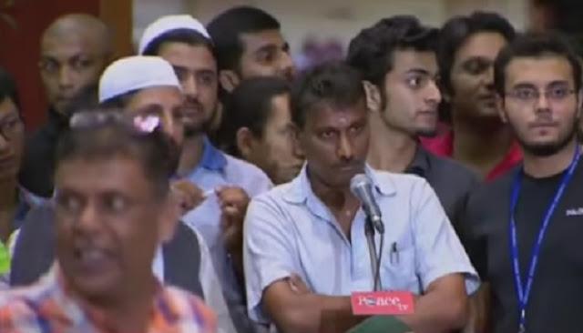 Sambil Marah Pengusaha Tanya Mengapa Non Muslim Tak Bisa Masuk Surga, Ini Jawaban Dr Zakir Naik