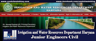 Junior Engineers Civil Job 2017