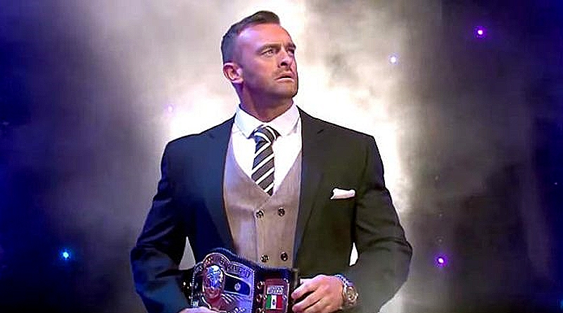 Nick Aldis Takes Shot Again At Bruce Prichard For Declining WWE Ratings