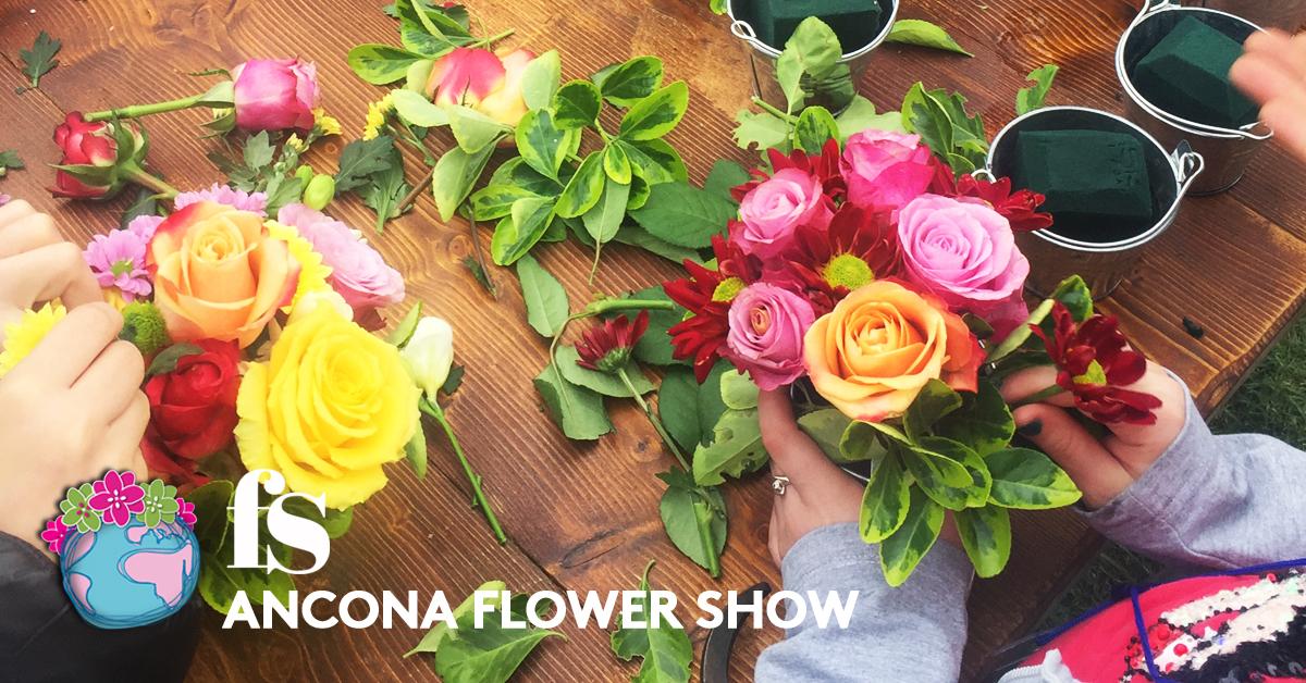 Divertimento e apprendimento sono le parole d ordine per l edizione 2017 di  Ancona Flower Show 78da31952cc