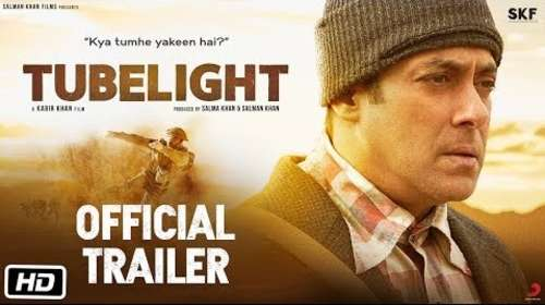 Tubelight 2017 Hindi HD Official Trailer 720p