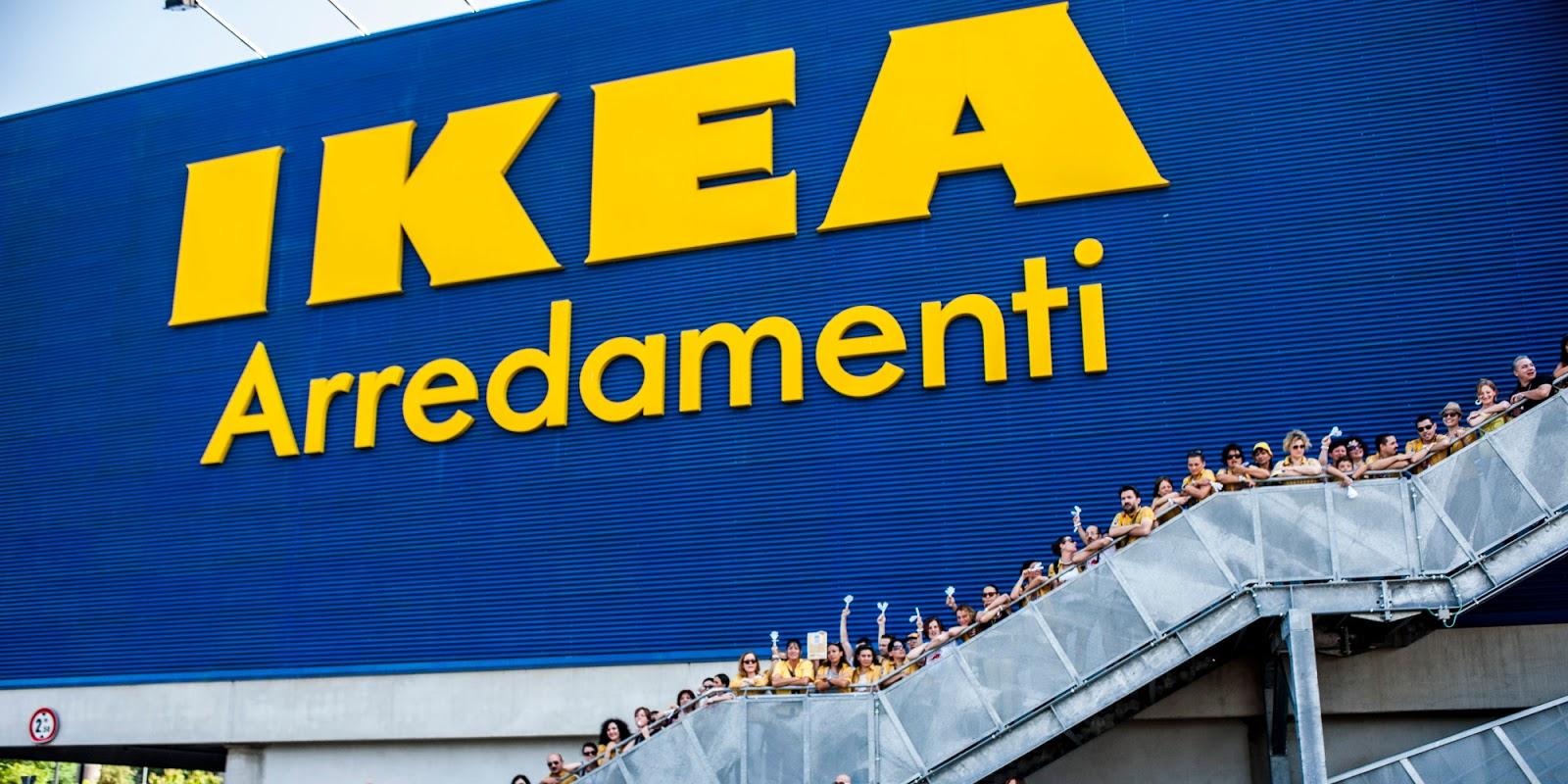 Helplavoro 2016 lavoro e formazione in italia con ikea for Ikea programma