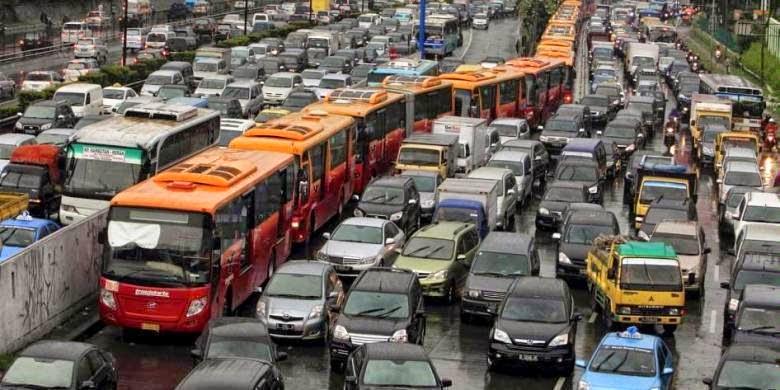 Bagaimana Cara Mengatasi Kemacetan Lalu Lintas Di Dki Pada Khususnya