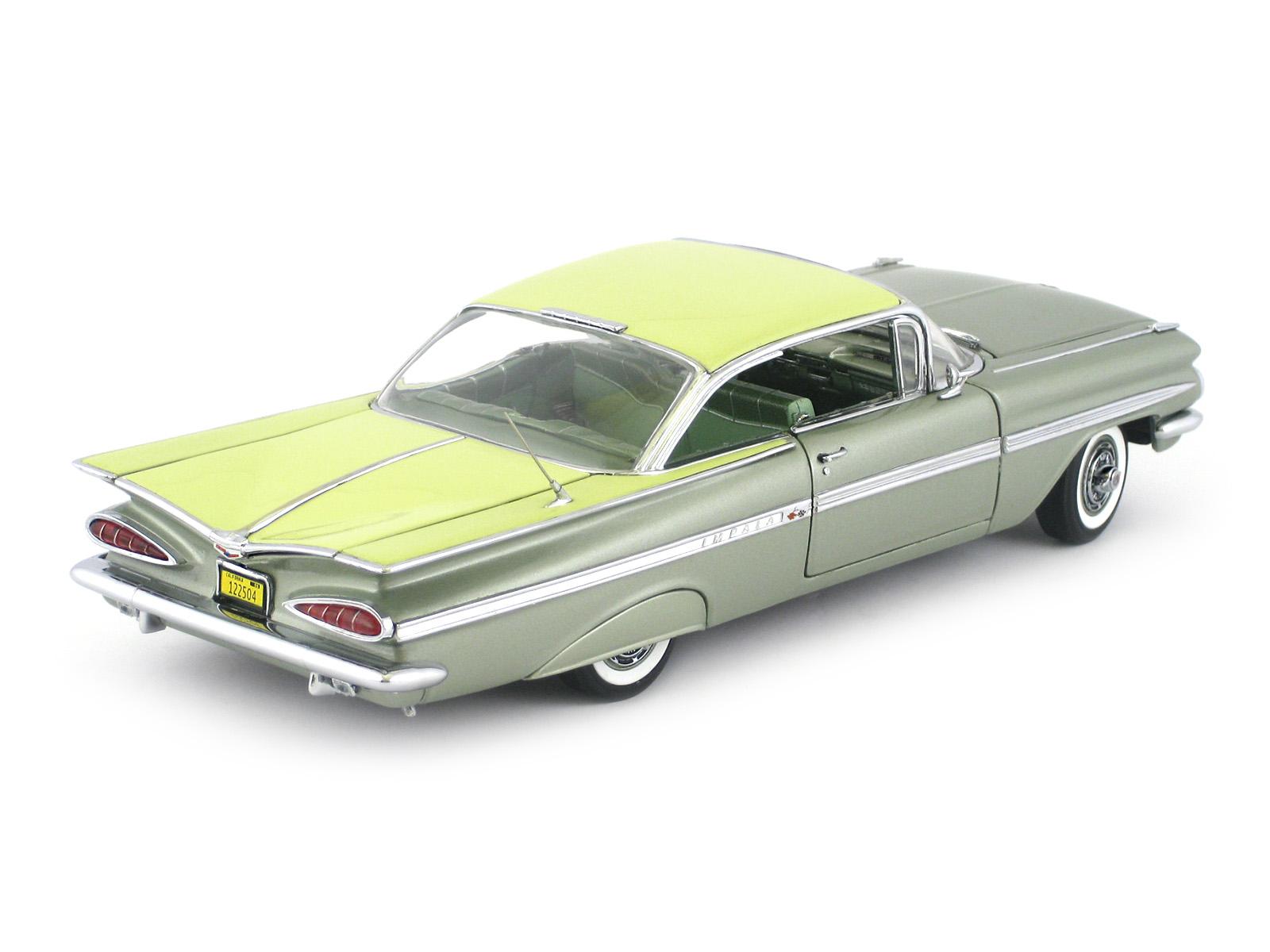 1959 Chevrolet Impala Coupe West Coast Precision Diecast