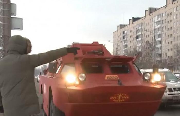 Taxy Tank