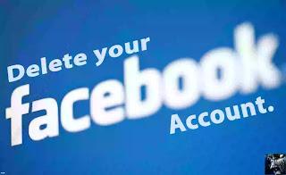 Tutorial Cara Menghapus Akun Facebook
