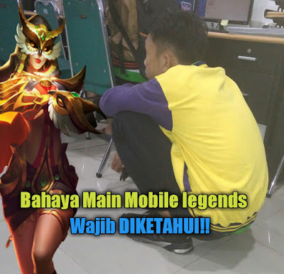 Bahaya game mobile lagends