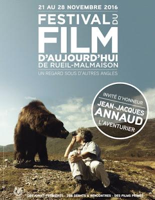 Affiche Festival Film d'Aujourd'hui - Rueil Malmaison