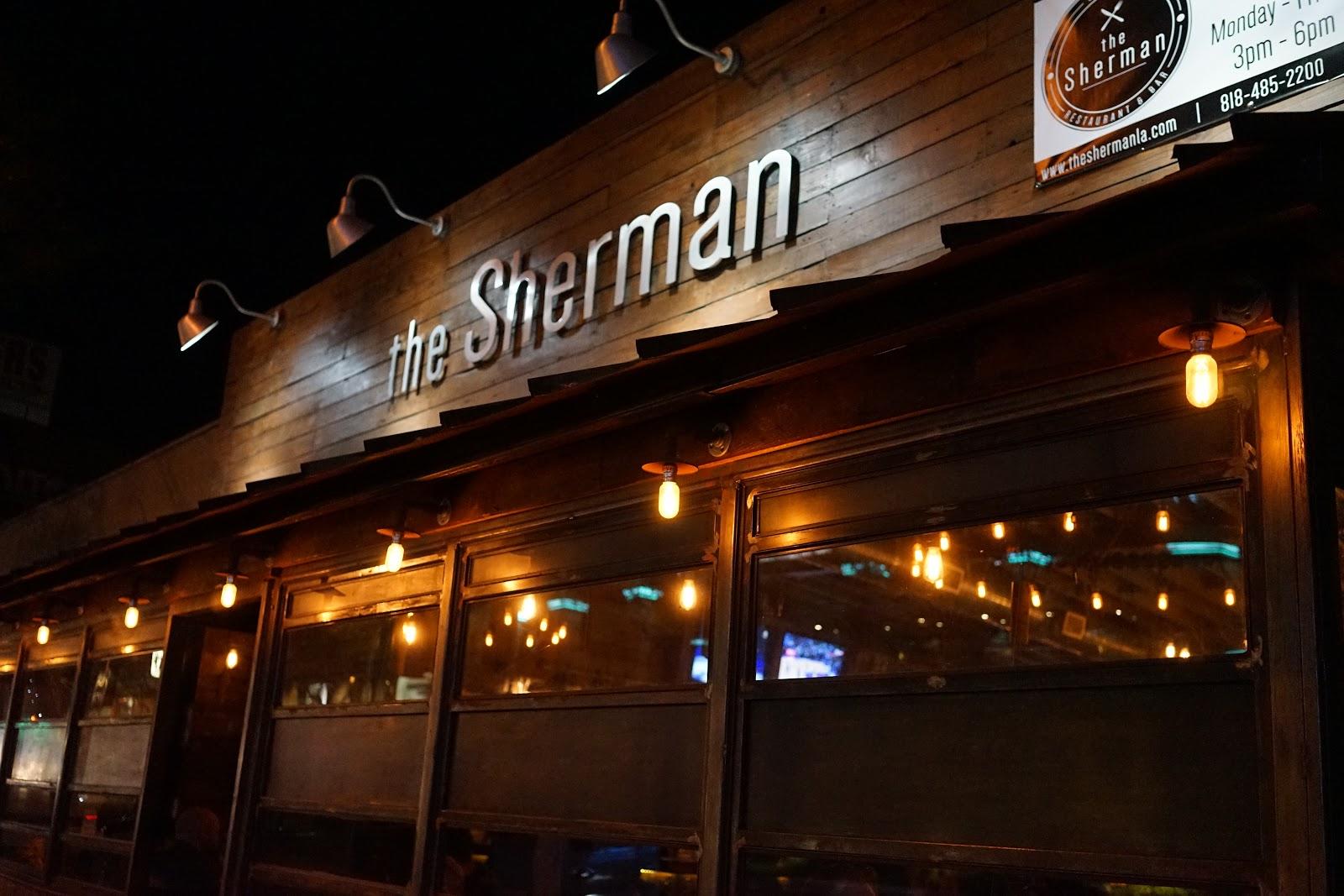 The Food Seeker: THE SHERMAN (SHERMAN OAKS, CA)