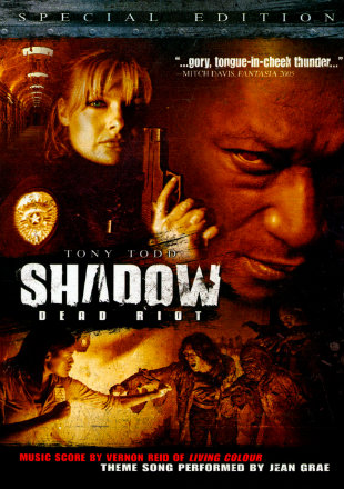 Poster of Shadow Dead Riot 2006 BRRip 720p Dual Audio ESub UNRATED