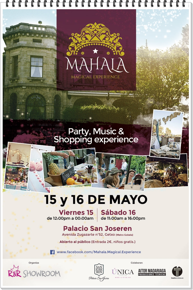 Mahala: Magical Experience, un pop up de lo más especial