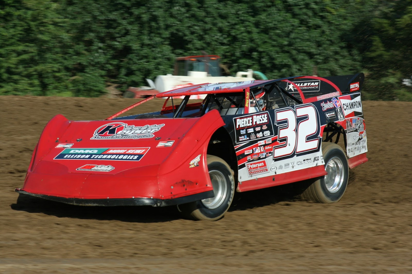 Midwest Racing News: Pierce Dominates ALMS Visit At Quincy