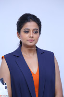 Priyamani in Beautiful Short Deep neck Orange Dress ~  Exclusive 54.JPG
