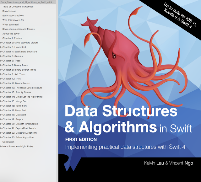 Data Structures and Algorithms in Swift Update Swift 4 and Xcode 9