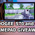 ANDROID Doogee S70 gaming Smartphone and G1 Gamepad Giveaway #Worldwide
