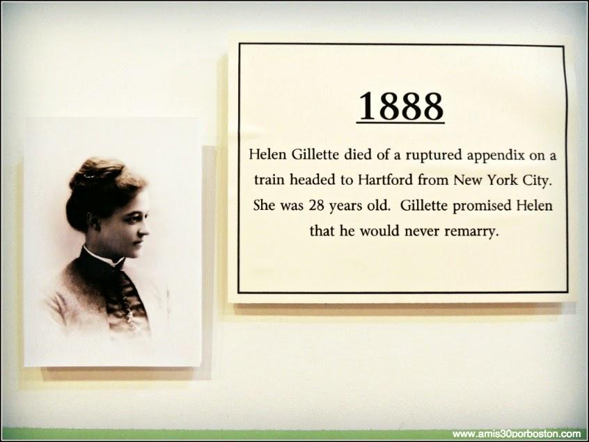 Visitor Center: Helen Gillette