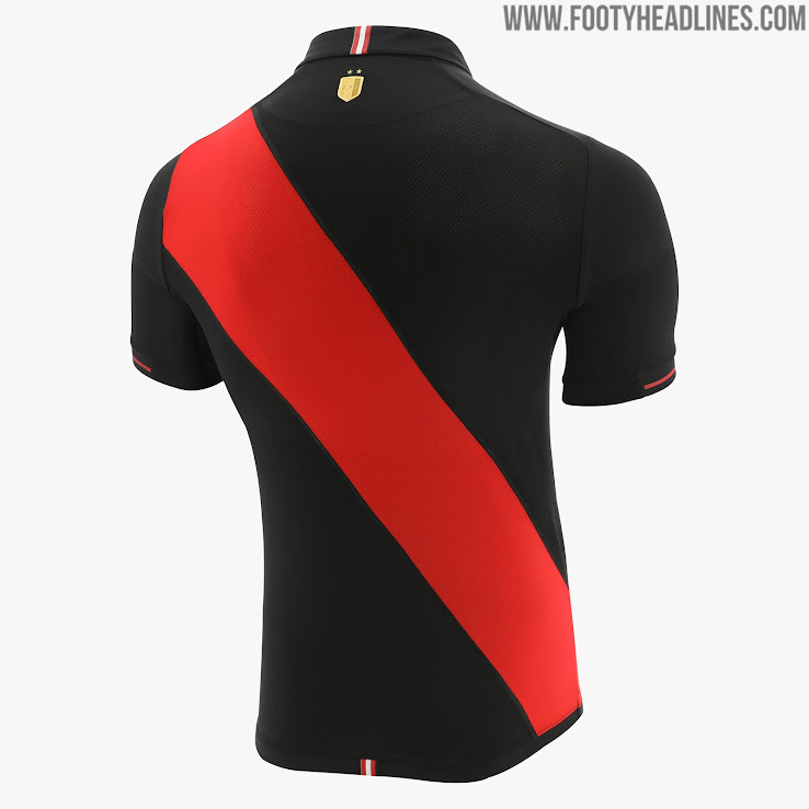 ad511b6004e Peru 2019 Copa America Home & Away Kits Released - Footy Headlines