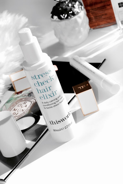 This Works Stress Check Hair Elixir
