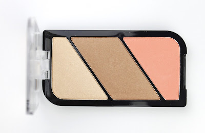 Rimmel Kate Sculpting Palette in 002 Coral Glow review