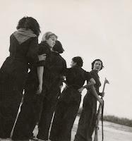 Milicianas, 1939, Gerda Taro