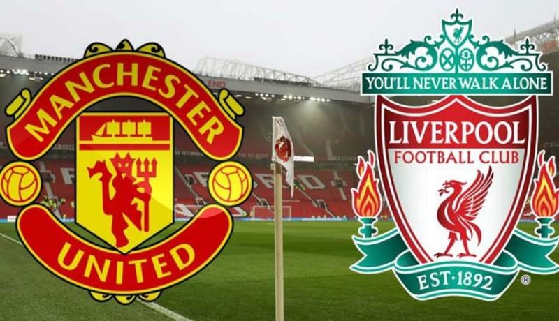 Statistik Manchester United Vs Liverpool dalam Angka
