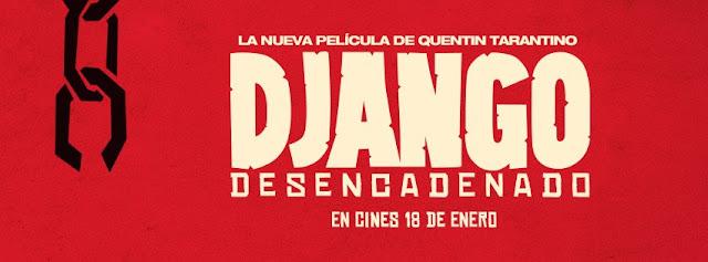Django desencadenado, hoy estreno en cines