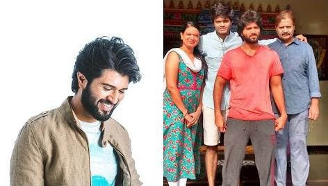 Vijay Family Photos 2016