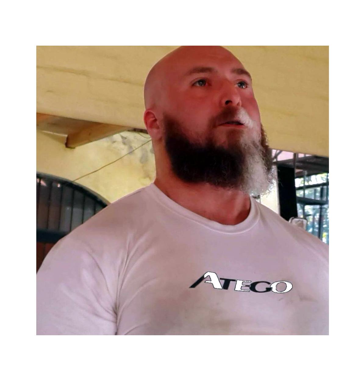 Mark Polvora, Entrenador personal | Instructor de musculación