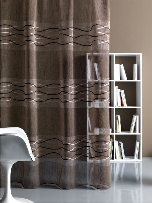 Diferentes tipos de cortinas para una eleccion acertada - Modelos cortinas salon ...