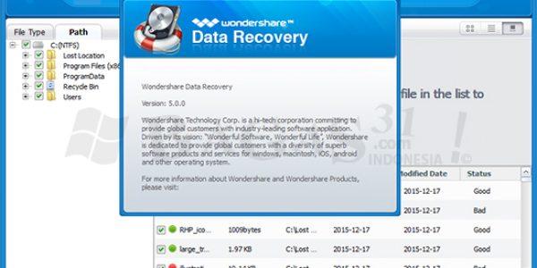 wondershare data recovery mac serial