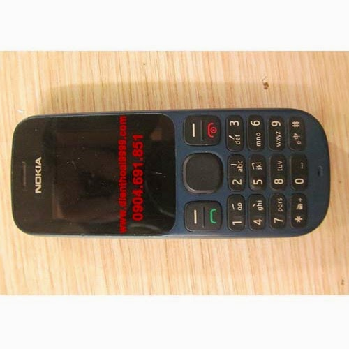 Bán điện thoại Nokia 100 cũ giá rẻ như nokia 1280 màn hình to chữ lớn giá rẻ  Hà Nội