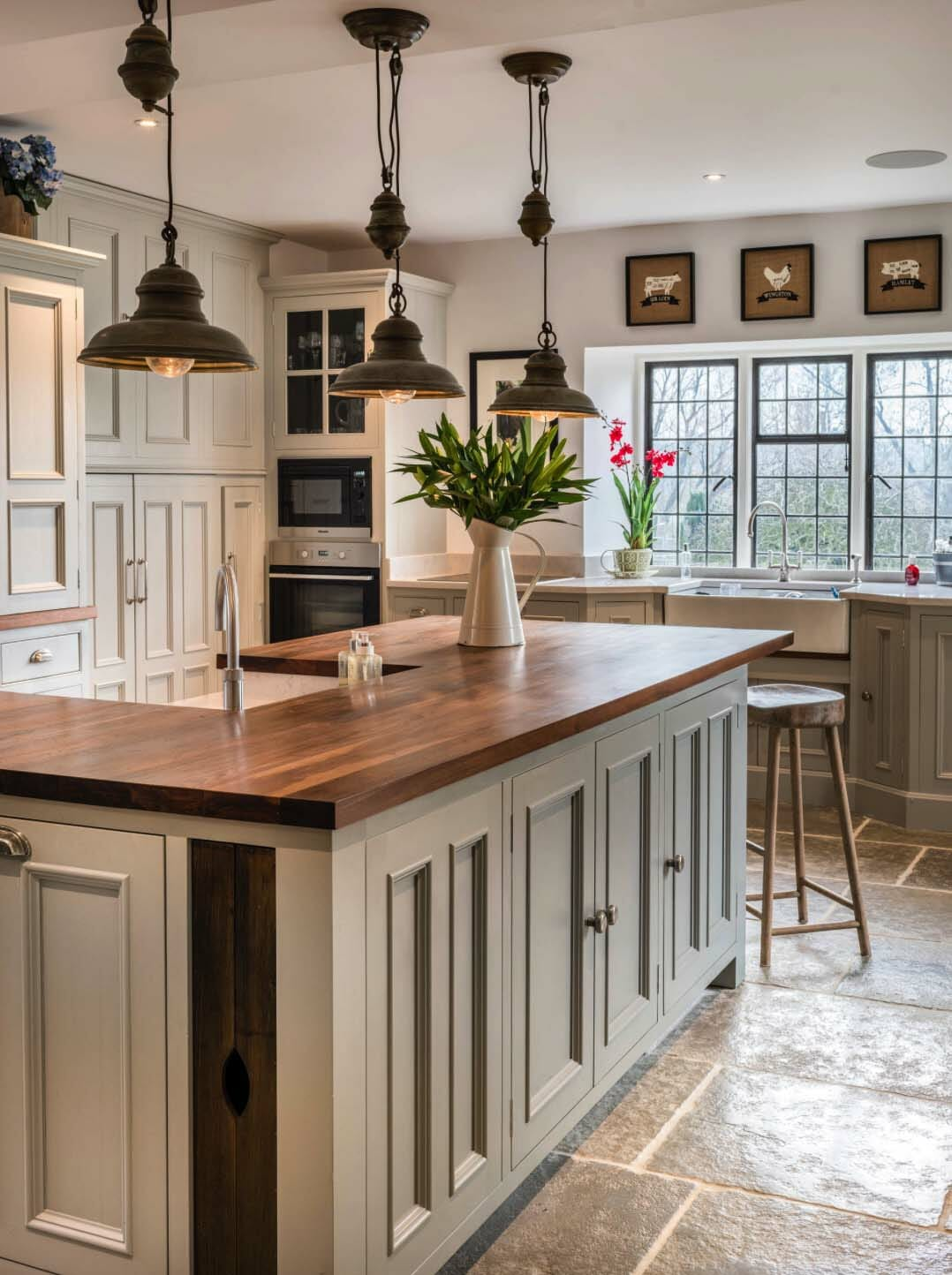 All In The Detail Farmhouse Kitchen Sourcing