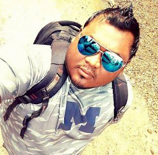 Shahid Un Nabi Selfie