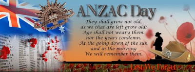 anzac day 2017 quotes for celebration lest we forget