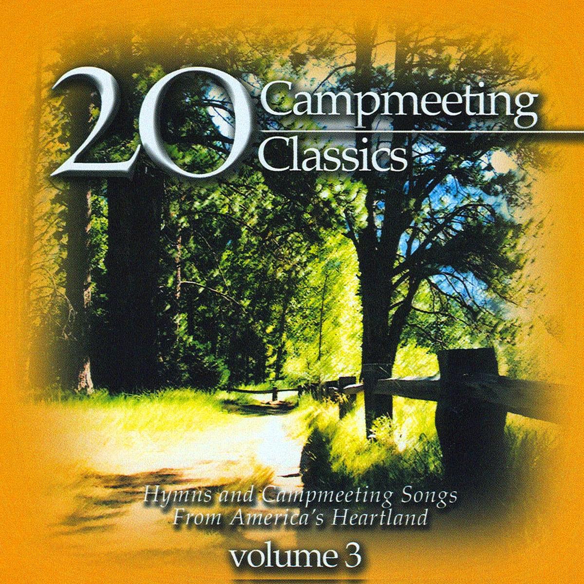 Nashville Gospel Singers-20 Campmeeting Classics-Vol 3-