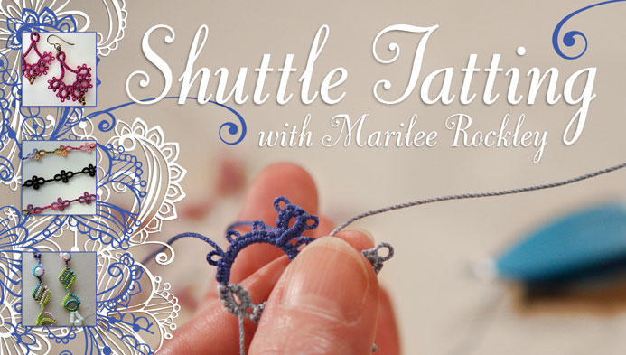 Shuttle Tatting on Bluprint