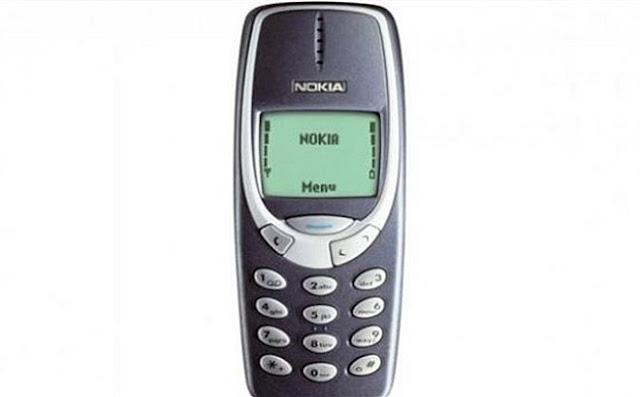 HP Nokia 3310 Dikabarkan Akan Rilis Lagi