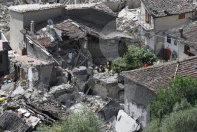 Terremoto de 6 graus mata pelo menos 38 na Itália