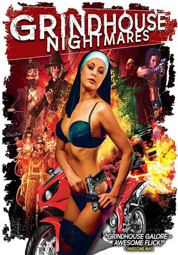 Grindhouse Nightmares 2017 HDRip 480p 300MB