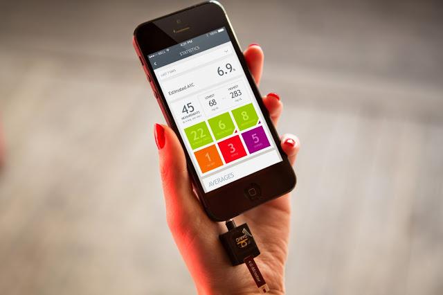 Tecnología Judía: Medidor de Glucosa para Móviles