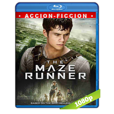 Maze Runner Correr O Morir (2014) BRRip Full 1080p Audio Trial Latino-Castellano-Ingles 5.1